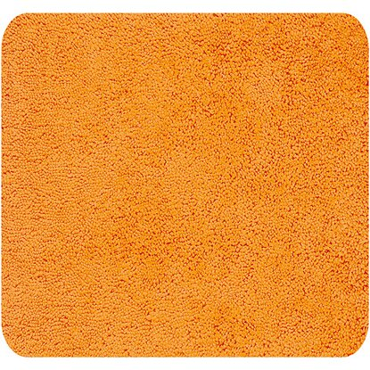 Spirella Badteppich Highland 55 cm x 65 cm Orange