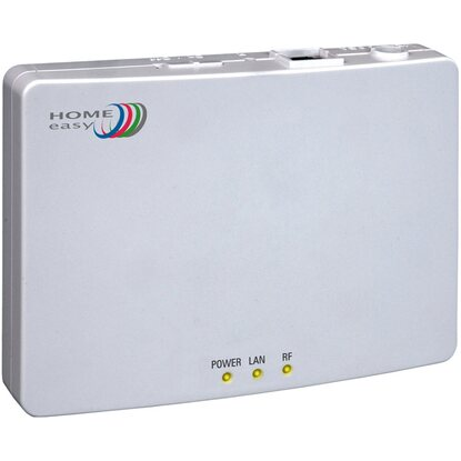 Home Easy IP-BOX HE840IP Weiß