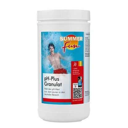 Summer Fun pH-Plus-Granulat 1,2 kg