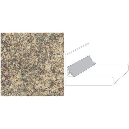 wandanschlussprofil plus 300 cm x 3 cm granit nussbaum g169 c kaufen bei obi. Black Bedroom Furniture Sets. Home Design Ideas