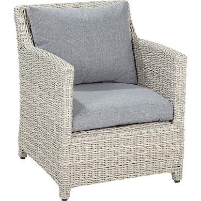 obi lounge sessel springside polyrattan naturgrau kaufen bei obi. Black Bedroom Furniture Sets. Home Design Ideas