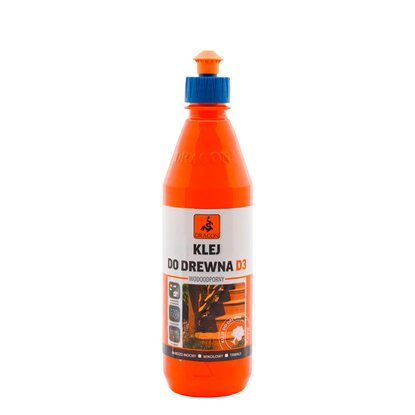 Dragon Klej do drewna D3 500 ml