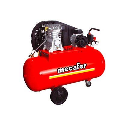Mecafer Kompresor olejowy 100 l 9 bar