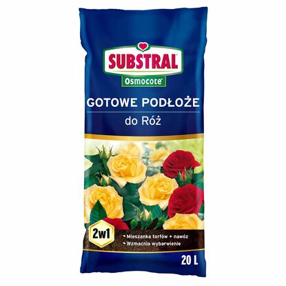 Substral Ziemia do róż 20 l