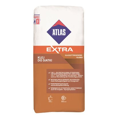 Atlas Klej do siatki WZKS-Extra 25 kg