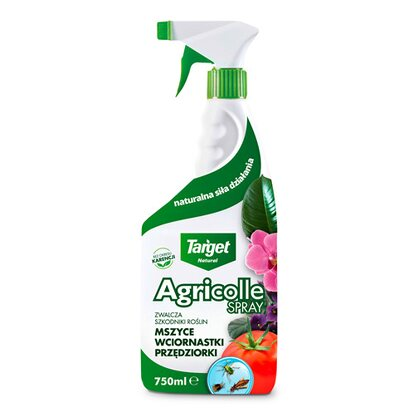 Target Natural Agricolle Spray 750 ml
