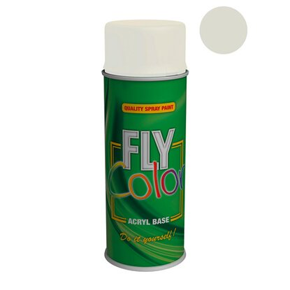 Dupli-Color Lakier FLY Color RAL 9010 400 ml