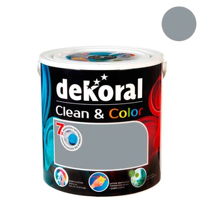 Dekoral Emulsja Clean & Color intuicja 2,5 l
