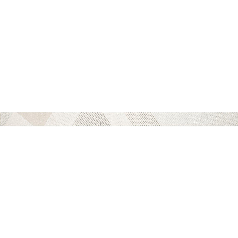 Sonstige Bordüre Base Weiß 4,5 cm x 61 cm