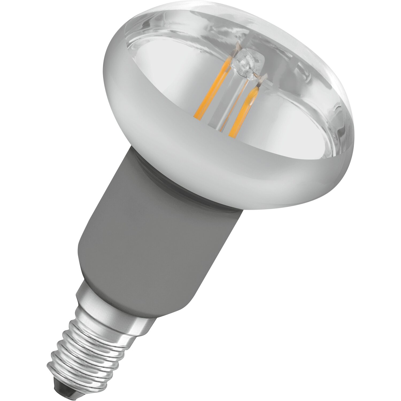 osram led reflektorlampe e14 1 6 w warmwei 110 lm 2er pack eek a kaufen bei obi. Black Bedroom Furniture Sets. Home Design Ideas