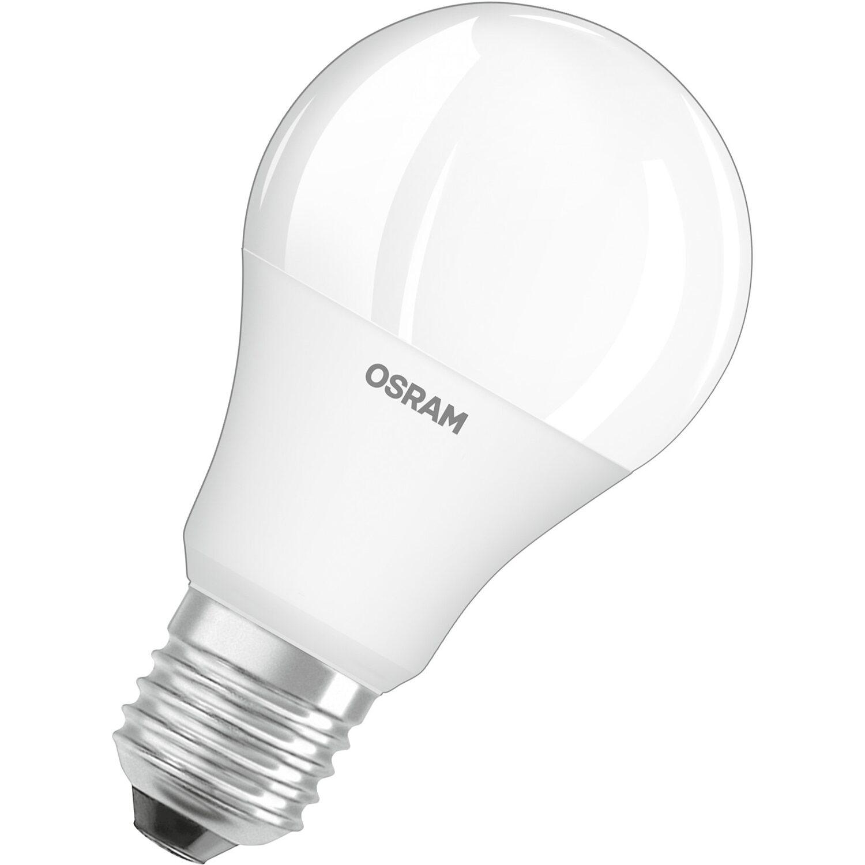 Osram LED-Lampe Remote Glühlampenform E27 / 9 W Warmweiß (806 lm ...