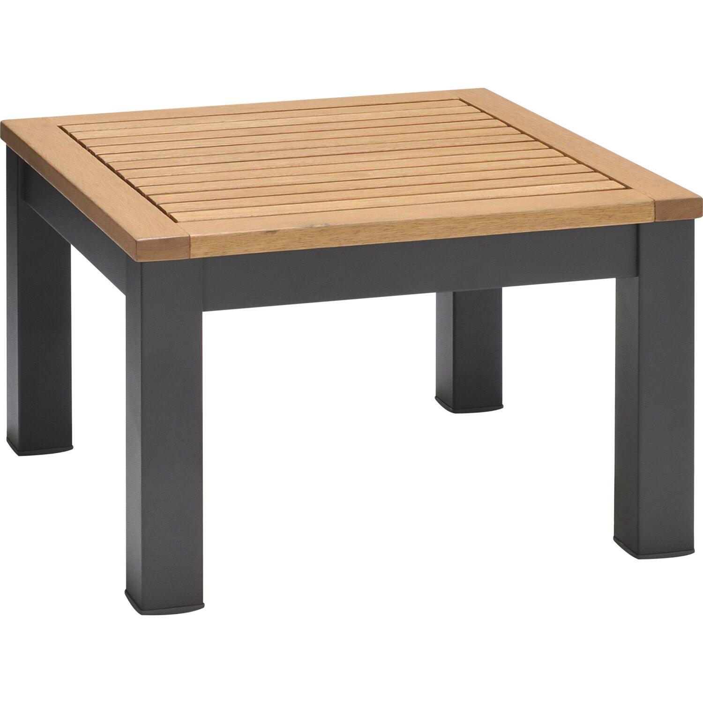 GardenPleasure Gartentisch Balkon Garten Holztisch Beistelltisch Tisch Bartisch