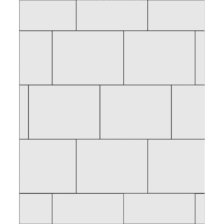 Wandfliese Weiß matt 25 cm x 33 cm   Baumarkt > Wand und Decke > Fliesen   Weiß   Steingut