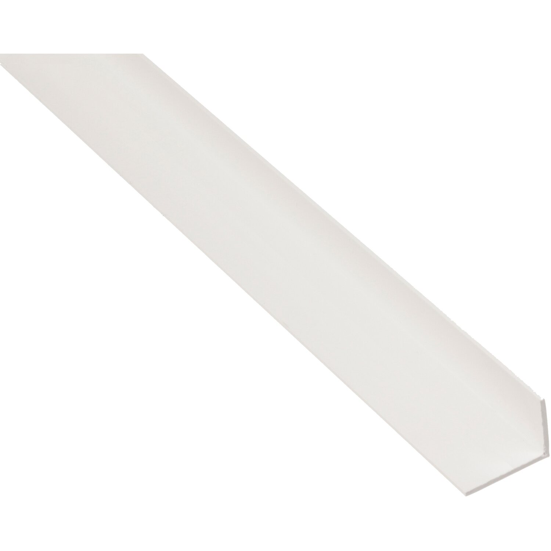 winkelprofil ungleich kunststoff wei 2000 mm x 30 mm x 10 mm x 1 5 mm kaufen bei obi. Black Bedroom Furniture Sets. Home Design Ideas