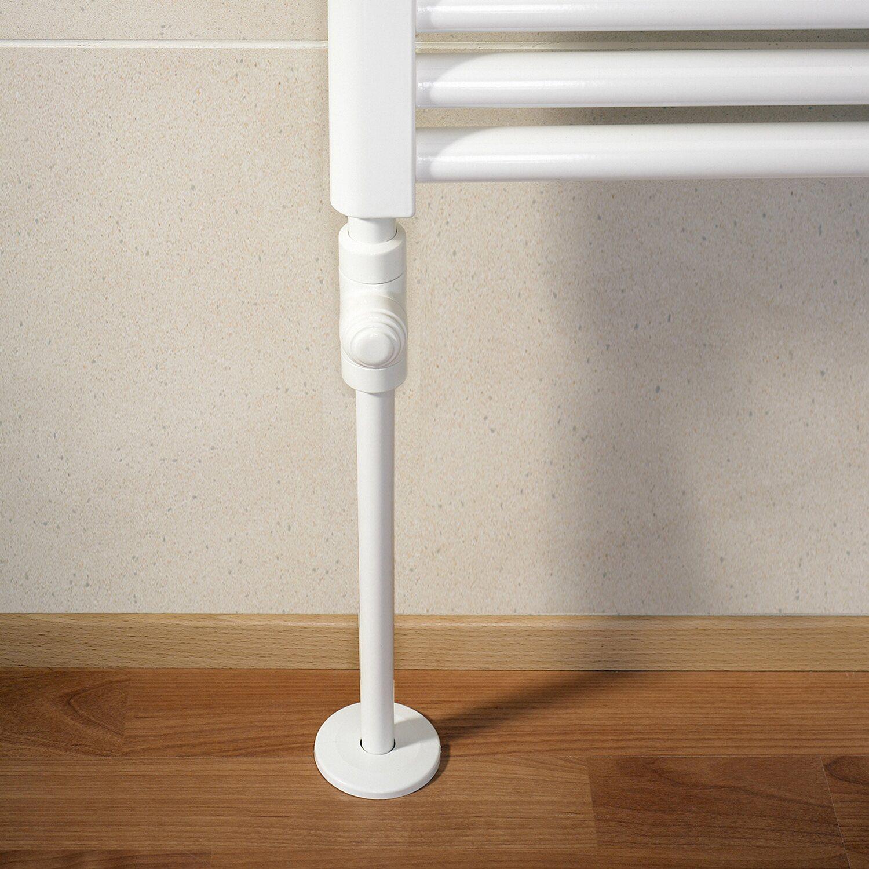 schulte rohrverkleidung multifix 8er pack l nge 20 5 cm wei kaufen bei obi. Black Bedroom Furniture Sets. Home Design Ideas