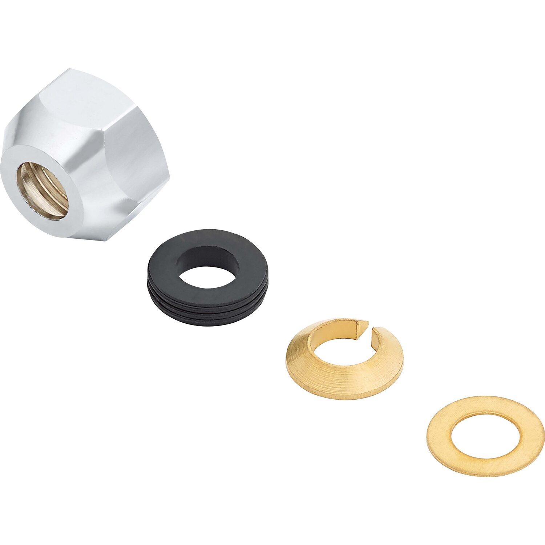 OBI Quetschüberwurfmutter Ø 8 mm x 14,9 mm (Rp 3/8)