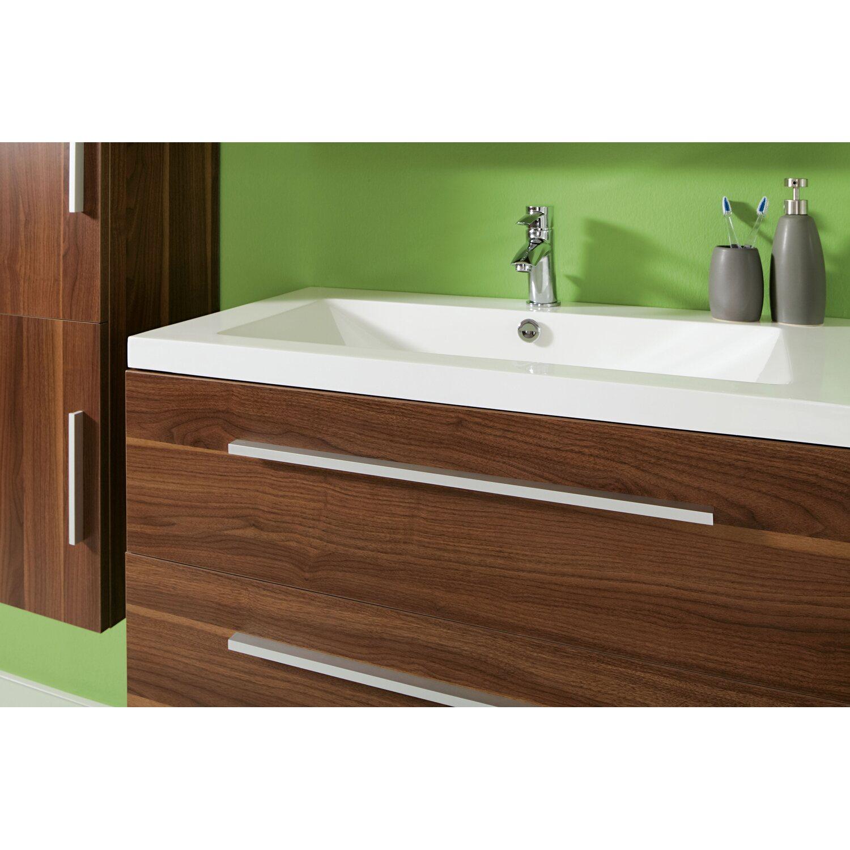 obi waschplatz takoma nussbaum nachbildung 2 teilig kaufen bei obi. Black Bedroom Furniture Sets. Home Design Ideas
