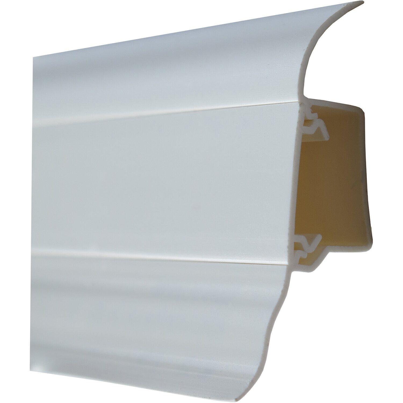 Sockelleiste System 5 Weiss 0117 50 Mm X 19 Mm Lange 2500 Mm Kaufen