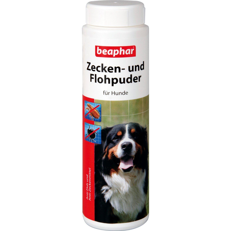 Beaphar Zecken- und Flohpuder 100 g