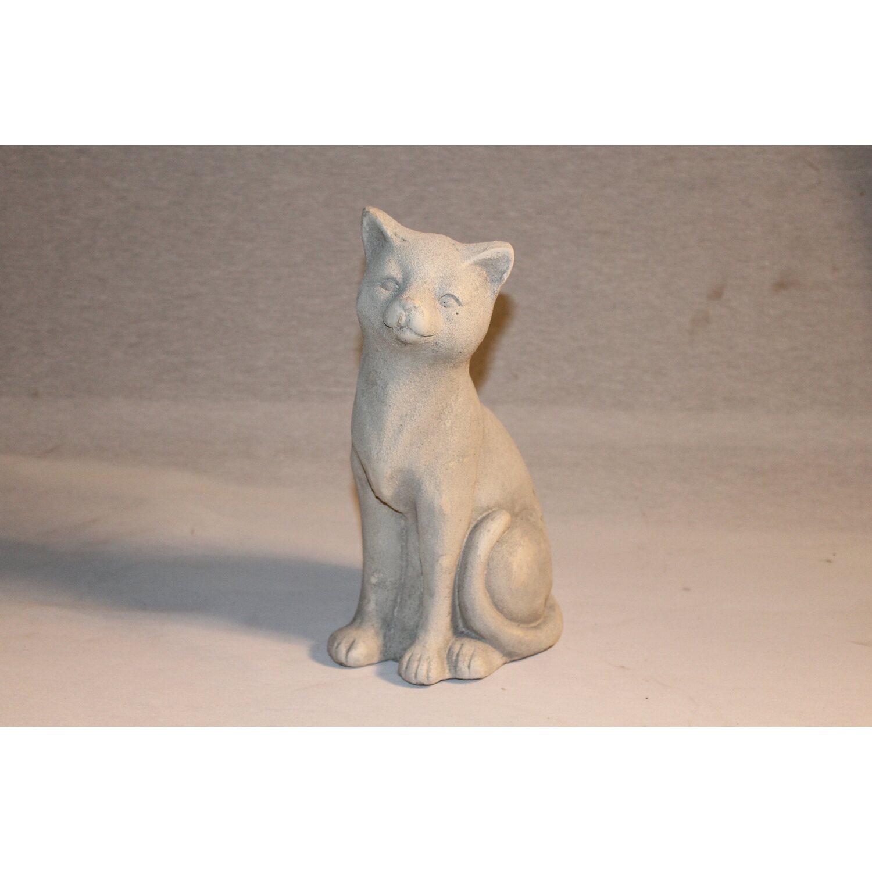 deko figur katze 36 cm sandsteinfarbe kaufen bei obi. Black Bedroom Furniture Sets. Home Design Ideas