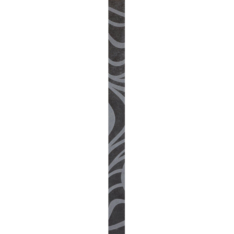 Sonstige Bordüre Desiree Nero 3,3 cm x 50 cm