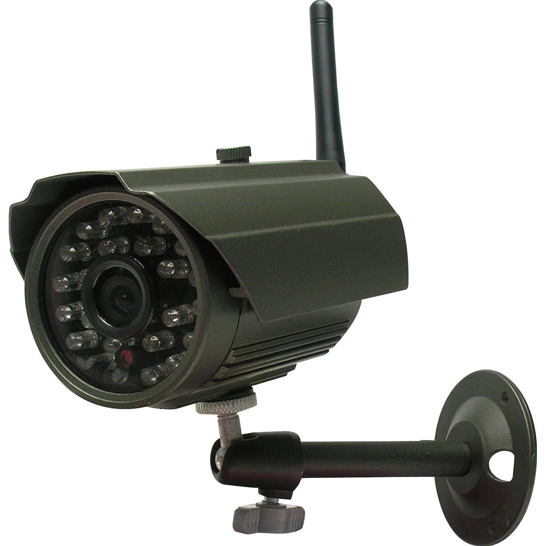 videokamera f r digital wireless video berwachung set mit display kaufen bei obi. Black Bedroom Furniture Sets. Home Design Ideas