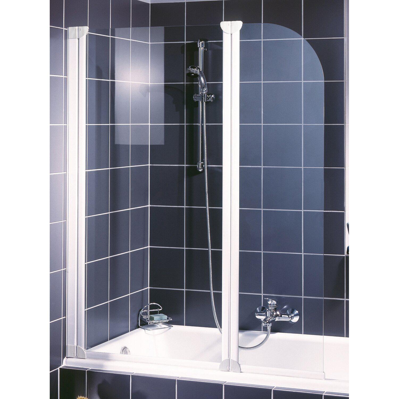 schulte badewannenaufsatz 2 teilig 115 cm x 140 cm echtglas wei kaufen bei obi. Black Bedroom Furniture Sets. Home Design Ideas