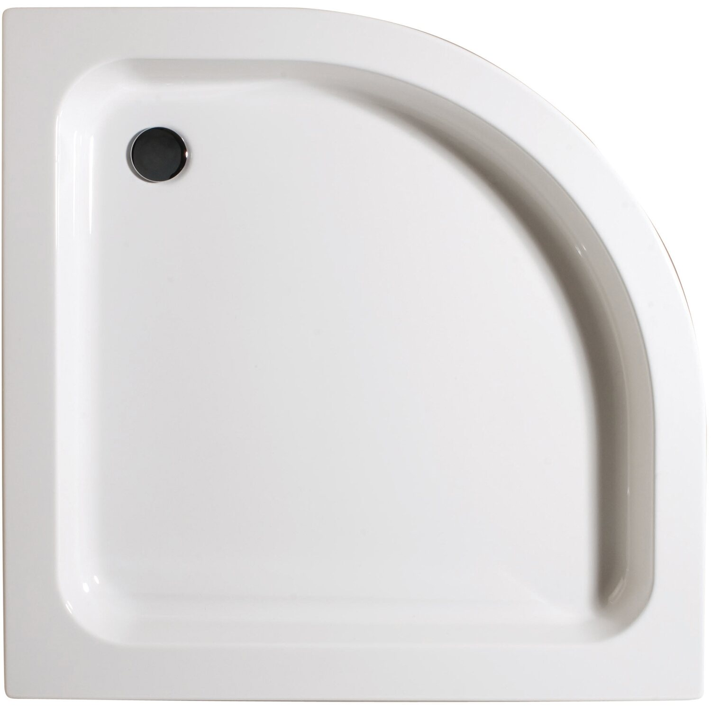 schulte duschwanne flach rund 90 cm x 90 cm kaufen bei obi. Black Bedroom Furniture Sets. Home Design Ideas