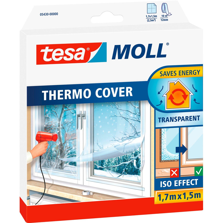 Tesamoll Thermo Cover Fensterisolierfolie 1 7 m kaufen bei OBI
