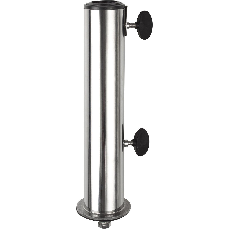 Doppler Standrohr für Granitsockel bis 48 mm