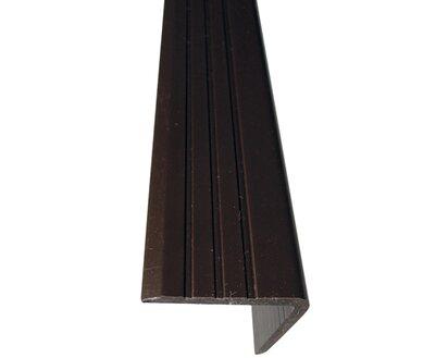 Winkelprofil 20 Mm X 25 Mm Braun 1000 Mm Kaufen Bei Obi