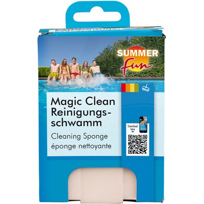 Summer Fun Reinigungsschwämme Magic Clean