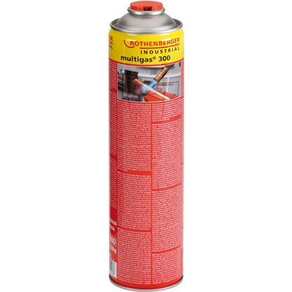 Rothenberger Industrial Multigas Einwegkartusche 600 ml