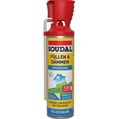 Soudal Bauschaum B3 Genius Gun 500 ml