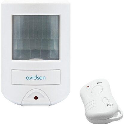 mini alarm mit bewegungsmelder 2 5 cm x 5 cm x 11 cm kaufen bei obi. Black Bedroom Furniture Sets. Home Design Ideas