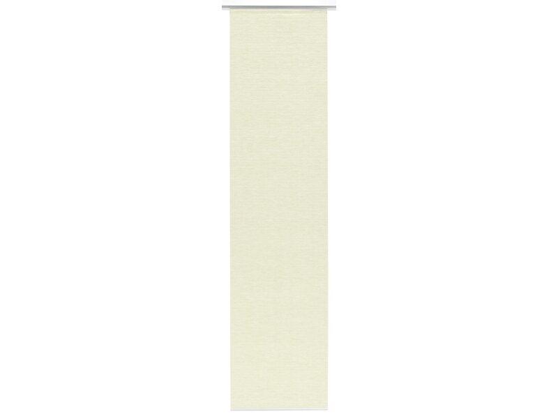 gardinia schiebevorhang natur sand 60 cm x 245 cm kaufen bei obi. Black Bedroom Furniture Sets. Home Design Ideas