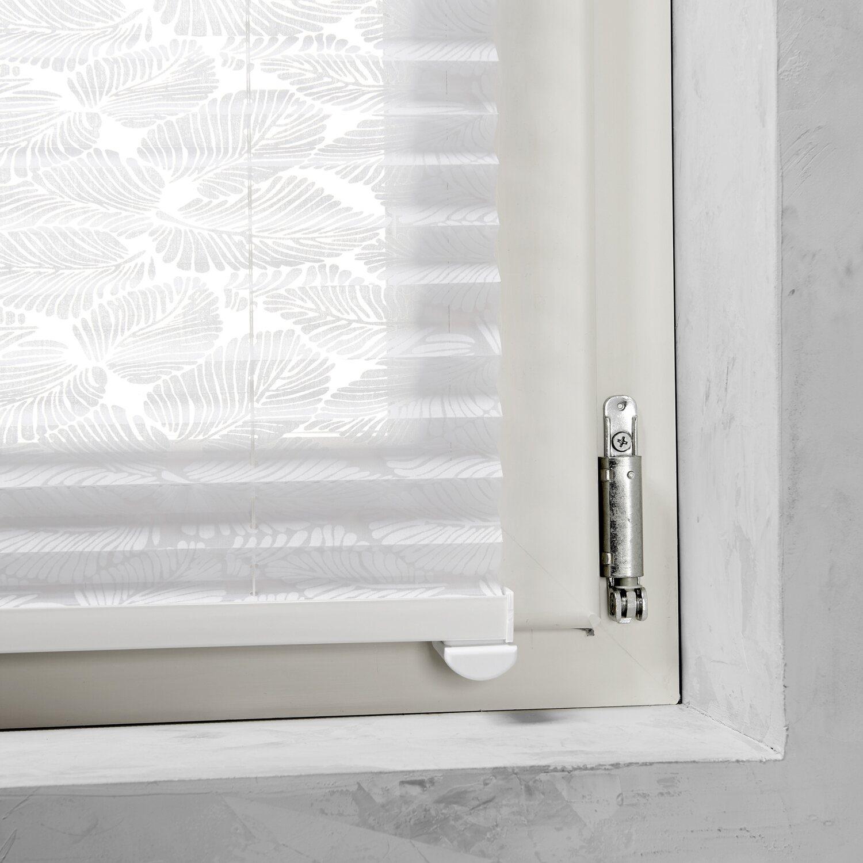 cocoon plissee verspannt 20 mm mit motiv 60 cm x 130 cm. Black Bedroom Furniture Sets. Home Design Ideas