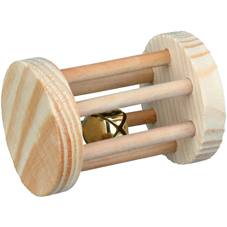 Trixie Spielrolle Kleintiere Holz ø 5 cm x 7 cm