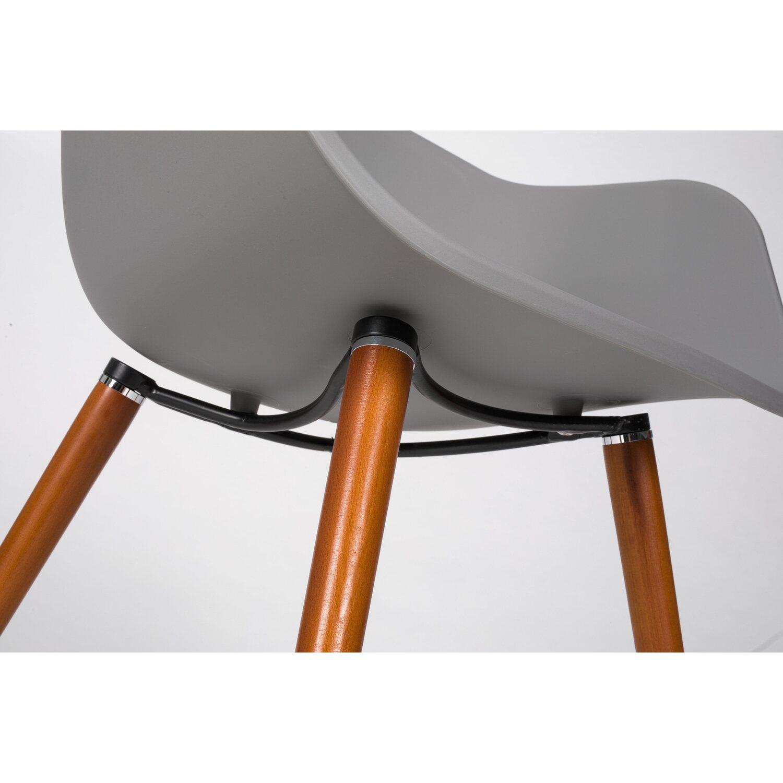 Greemotion Design Gartenstuhl Derby Kunststoff Grau Kaufen Bei Obi