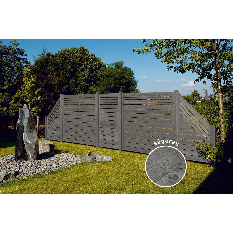 Sichtschutz Neo Sagerau Grau Impragniert 90 Cm X 180 Cm Kaufen