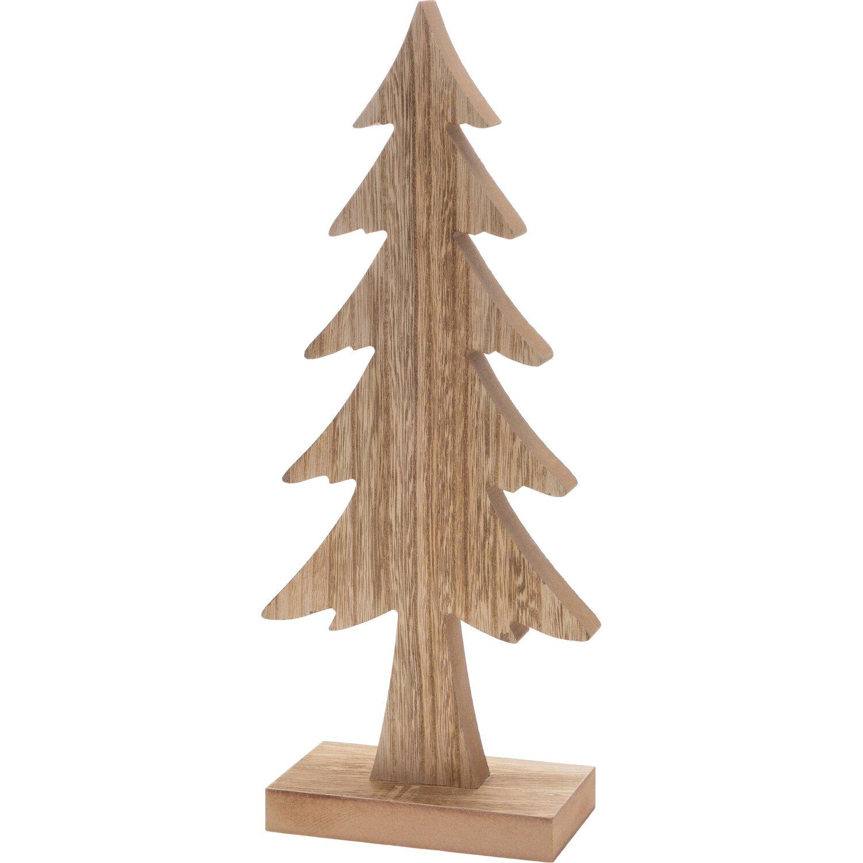 holz weihnachtsbaum mit sockel 37 cm kaufen bei obi. Black Bedroom Furniture Sets. Home Design Ideas