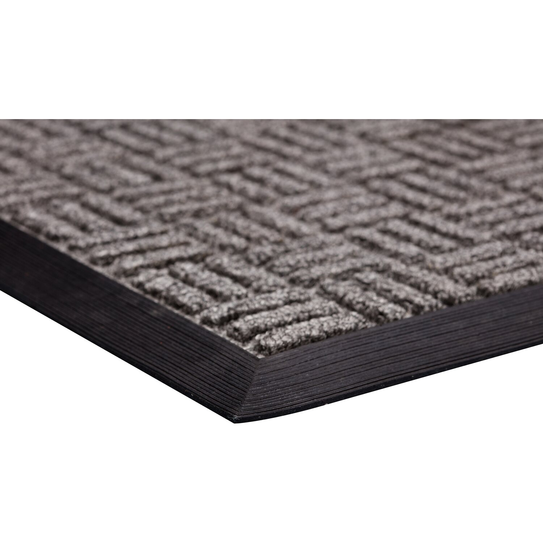 Obi Fussmatte Textur Grau 40 Cm X 60 Cm Kaufen Bei Obi