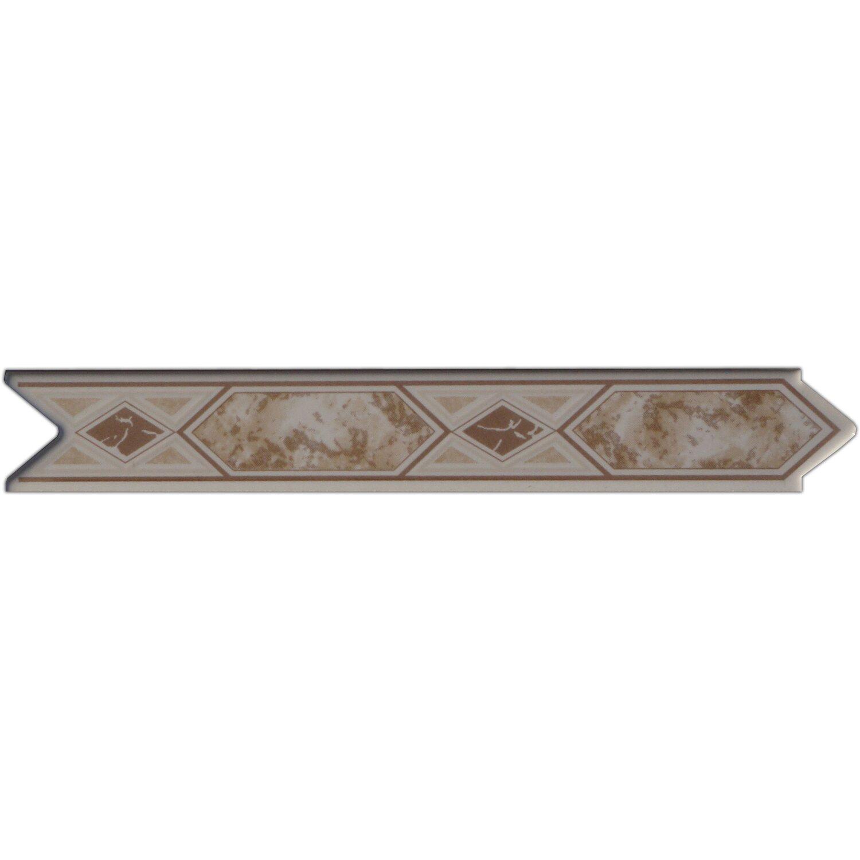 Sonstige Bordüre Olympic Beige 3 cm x 20 cm