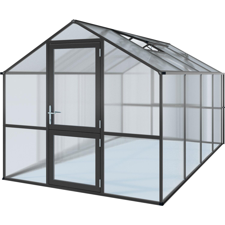 kgt gew chshaus rose iv hkp 10 mm anthrazitgrau kaufen bei obi. Black Bedroom Furniture Sets. Home Design Ideas