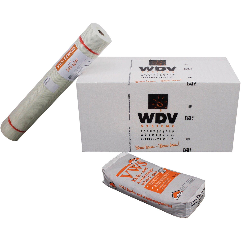 WDVS Basis-Paket WLG 035 100 mm
