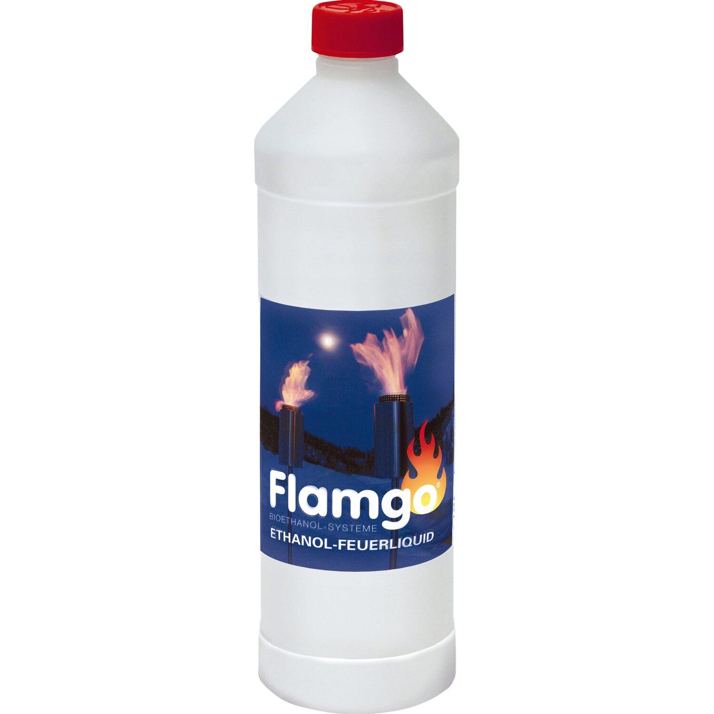 Top Flamgo Bioethanol flüssig 1 l kaufen bei OBI YL32