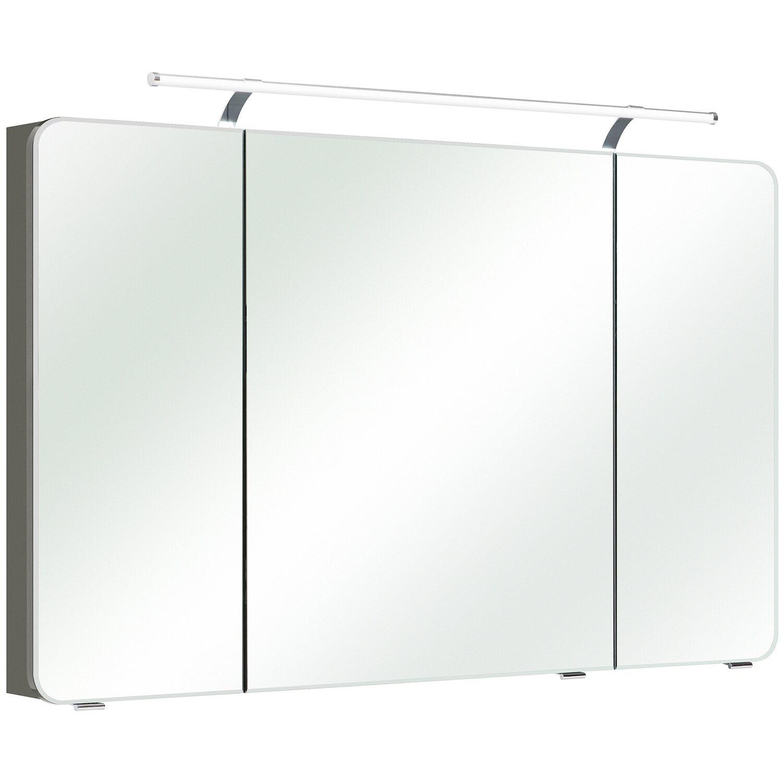 Pelipal spiegelschrank eek a bis a 120 cm fokus for Spiegelschrank obi