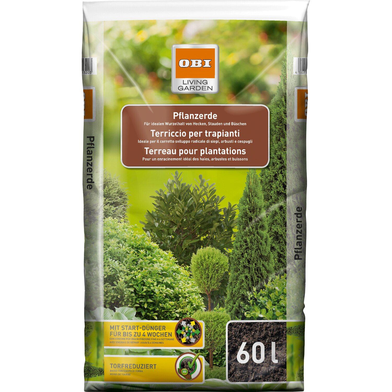 OBI Pflanzerde 1 x 60 l