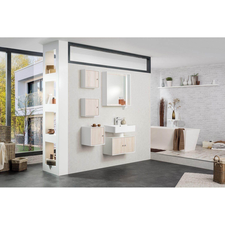 Fackelmann aufsatzwaschbecken 42 cm ix wei rund kaufen - Fackelmann badezimmer ...