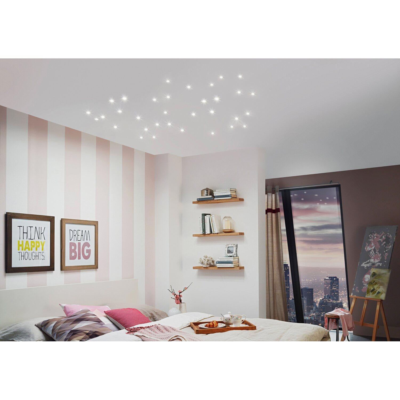 Briloner LED-Einbauleuchte Sternenhimmel 1er-Set Weiß EEK: A++ ...